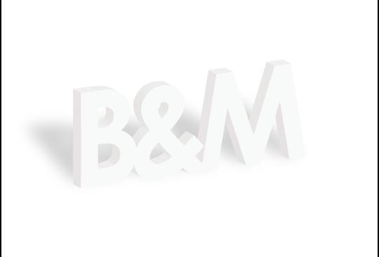 3D Profil-Buchstaben, Elemente bestellen in Nürnberg
